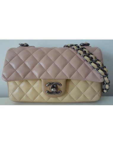 SAC CHANEL TIMELESS TRICOLORE