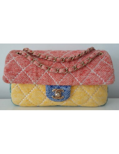 SAC CHANEL TIMELESS 4 COULEURS