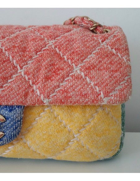 SAC CHANEL 4 COULEURS