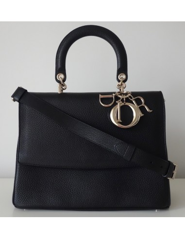SAC BE DIOR TAURILLON NOIR