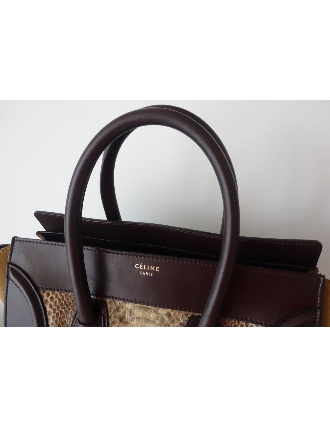 Python Atoutluxe Luggage Sac Celine Roqxrr5p Boutique dQoerWCxBE