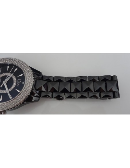 MONTRE DIOR VIII DIAMANTS
