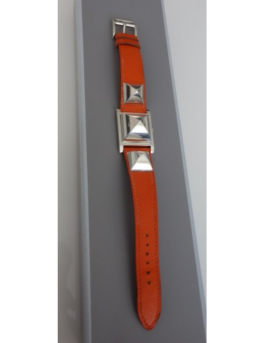 MONTRE HERMES MEDOR ORANGE