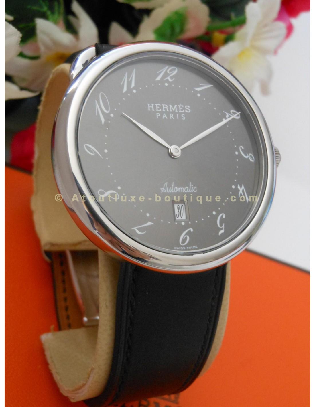 MONTRE HERMES ARCEAU AUTOMATIQUE - Atoutluxe Boutique 29609cae4aa