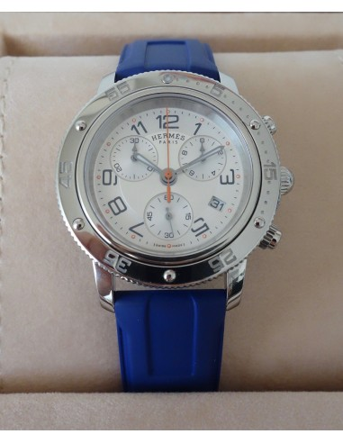 MONTRE HERMES CLIPPER GM CHRONO DAME
