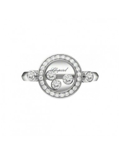 BAGUE CHOPARD HAPPY DIAMONDS