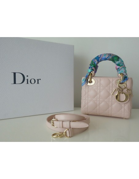 SAC MINI LADY DIOR