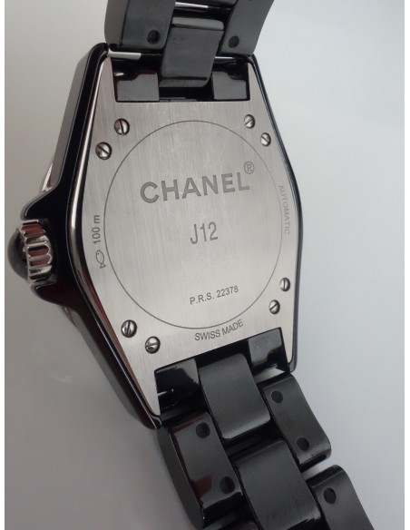 MONTRE CHANEL J12-365