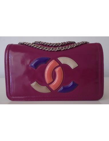 Pochette Chanel rose lipstick
