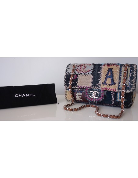 SAC CHANEL PATCHWORK