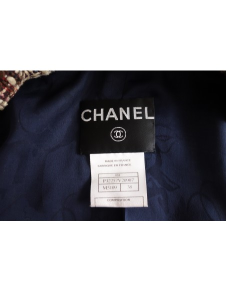 BLOUSON CHANEL TWEED 36FR