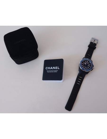 MONTRE CHANEL J12 MARINE