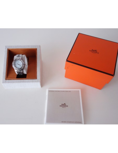 MONTRE HERMES CLIPPER PM DAME
