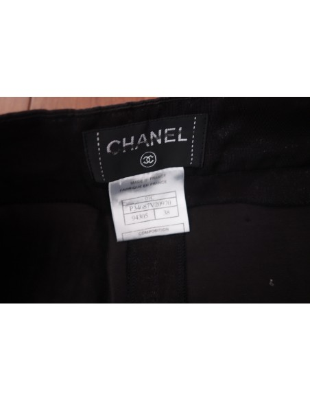 ENSEMBLE PANTALON + VESTE CHANEL