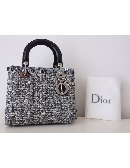 SAC LADY DIOR MEDIUM