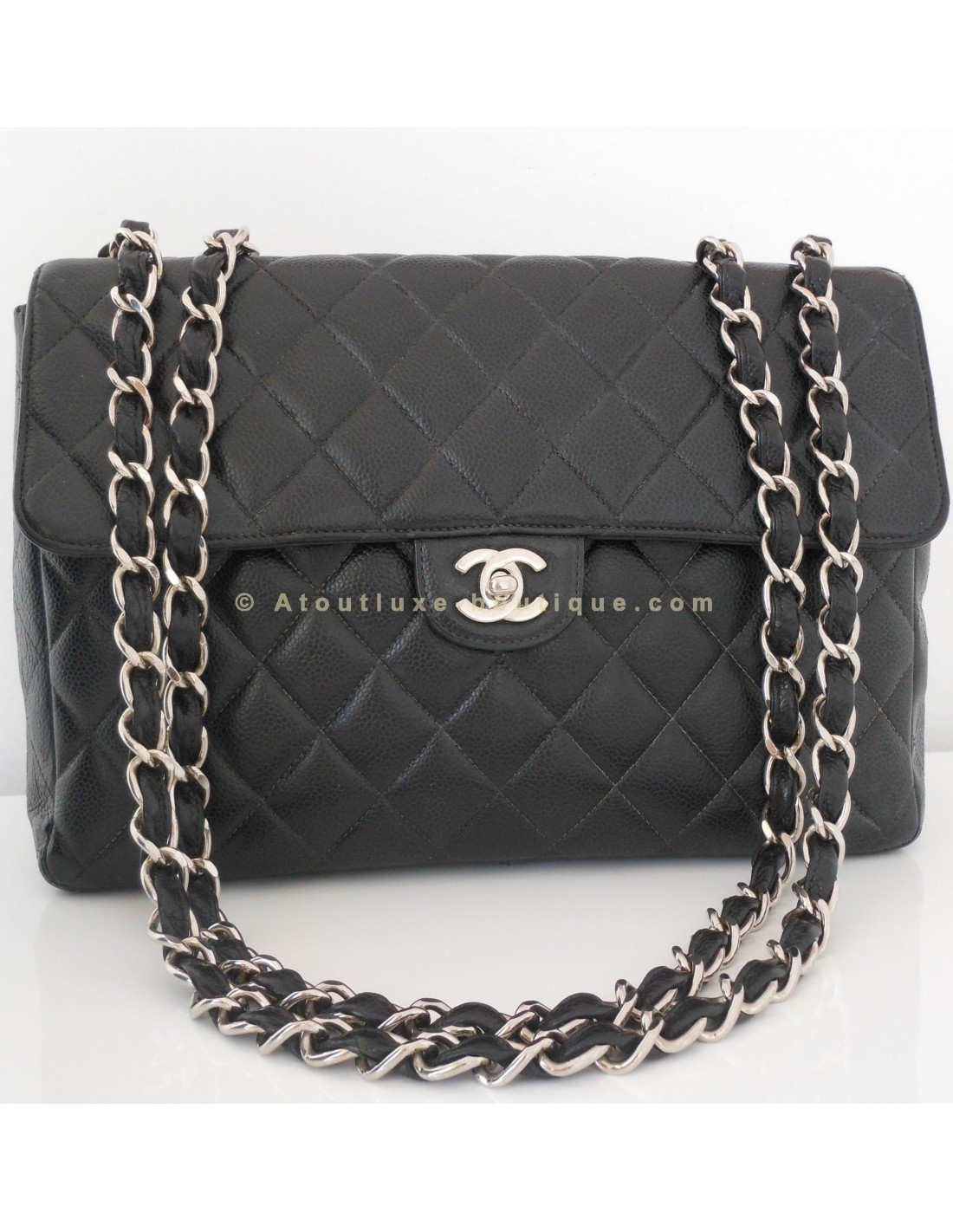 SAC CHANEL TIMELESS GRAND MODELE - Atoutluxe Boutique 280f3f67718b