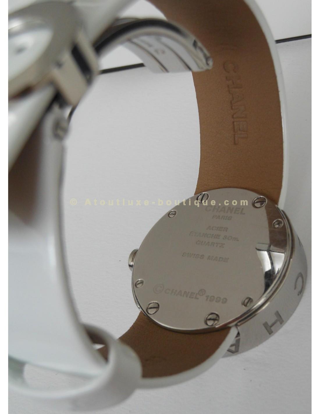 MONTRE CHANEL LA RONDE - Atoutluxe Boutique a8fb5cd97154