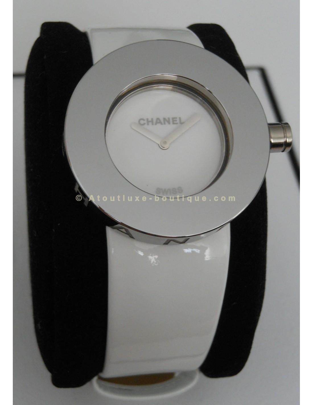 0fcb80fd8e9 MONTRE CHANEL LA RONDE - Atoutluxe Boutique