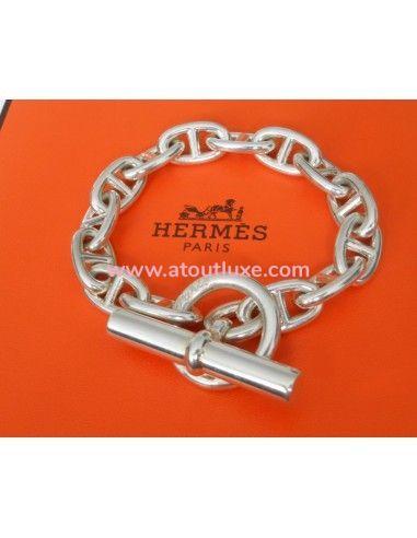 ... best bracelet hermes femme argent chaine d ancre fdeab 7e099 9d1854b597b