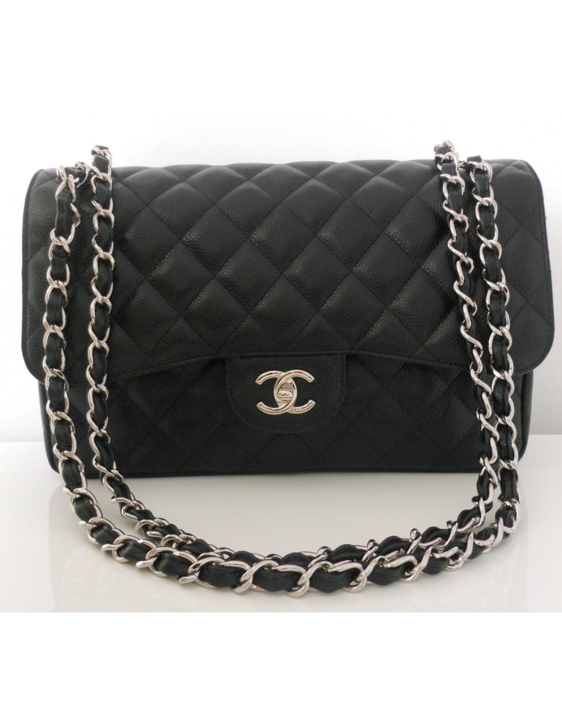 chanel sac noir