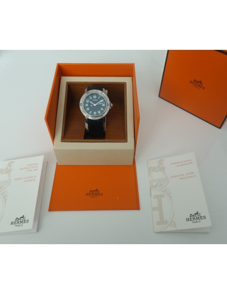 MONTRE HERMES CLIPPER GM