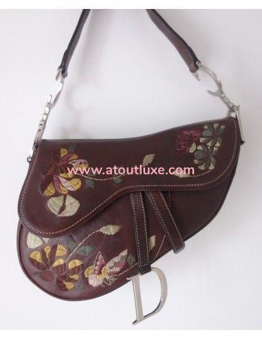 Sac Dior Saddle
