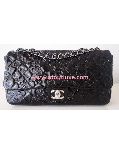Sac Chanel Classique Maxi noir