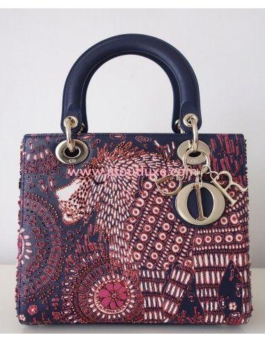 Sac Lady Dior Marrakech