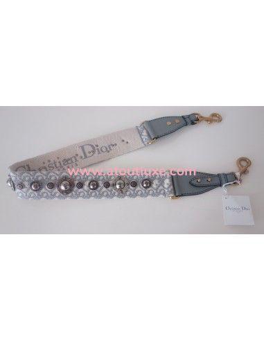 Bandoulière oblique Dior