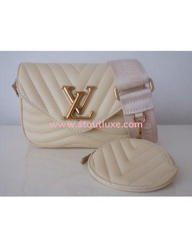 Sac Vuitton new wave multi-pochette