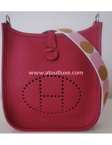 sac Hermes Evelyne Amazone