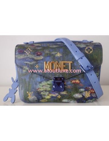 Sac Vuitton Metis Monet