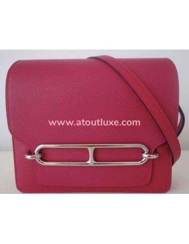 sac Hermes mini Roulis